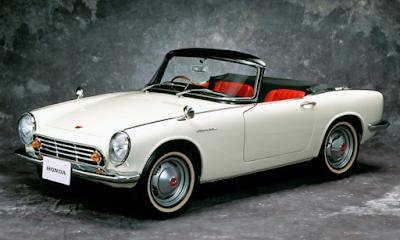foto mobil honda klasik s500