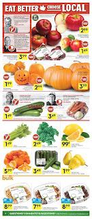 Sobeys Weekly Flyer October 12 – 18, 2017