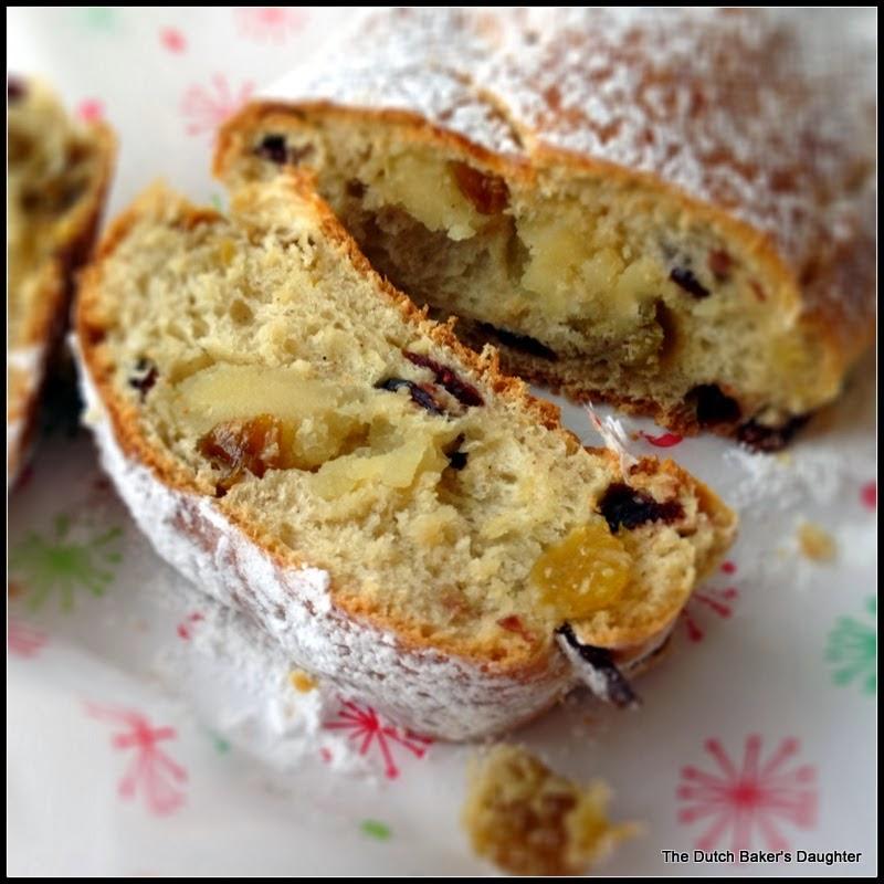 Dutch Christmas Food.The Dutch Baker S Daughter Kerststol Dutch Christmas Bread