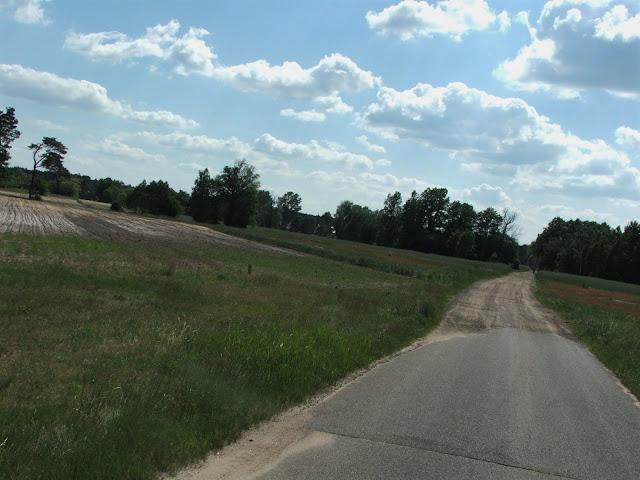 Tam, gdzie kończy się asfalt