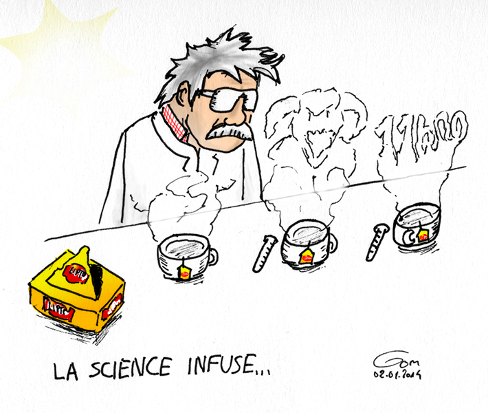 la science infuse