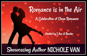 Romance is in the Air featuring Nichole Van - 16 February