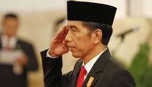 Gaji Presiden Jokowi