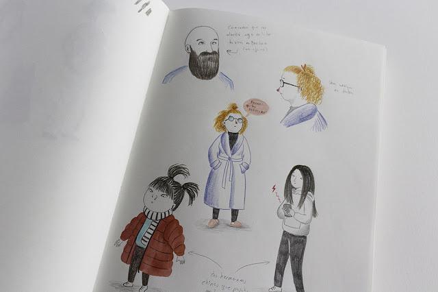 Personajes, niños, ilustración infantil, procesos de trabajo, ilustración de niños, diseño de personajes, dibujo de calle, niños, nenes, infantil,