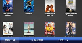 تحميل تطبيق  exousia tv apk لمشاهدة الافلام و المسلسلات و المباريات 2019
