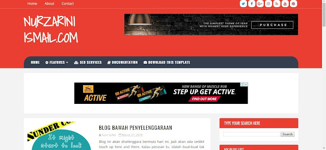 Kebaikan dan Keburukan Kerap Menukar Template Blog