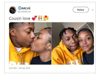 Read Lady Who is in 'Love' With Her Cousin Tweets, Everyone Have Been Talking About