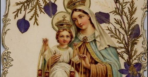 Feast Of Our Lady Of Mount Carmel Quotes: Carmelite Spirituality And The Practice Of Mental Prayer