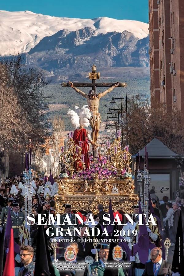 Horarios e Itinerarios Semana Santa Granada 2020