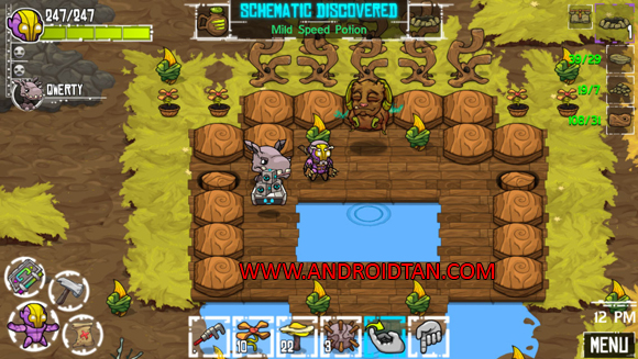 Info Game Crashlands Mod Apk for Android