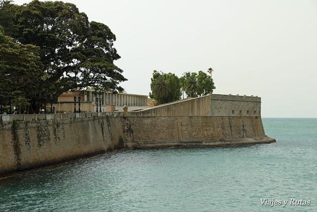Baluarte de la Candelaria, Cádiz