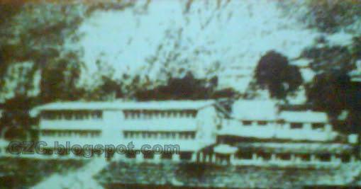 Gampola Zahira College: History Of Gampola Zahira College