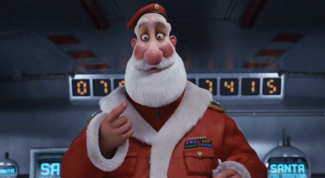 Arthur Christmas Santa.The Cat Who Reincarnated Into A Fangirl Countdown To