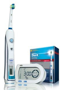Oral-B Professional Precision 5000 Toothbrush Review
