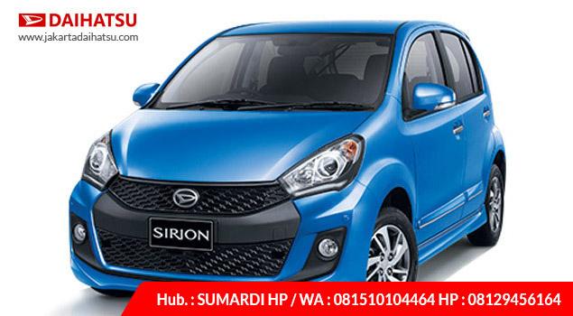 Kredit mobil Sirion Jakarta Dengan DP Super ringan