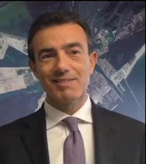 Daniele Rossi prende il posto di Zeno D'Agostino in Assoporti
