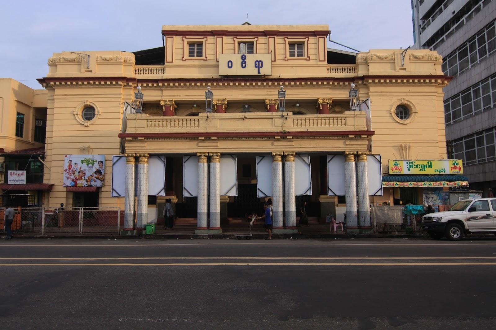 Hotels In Yangon Downtown
