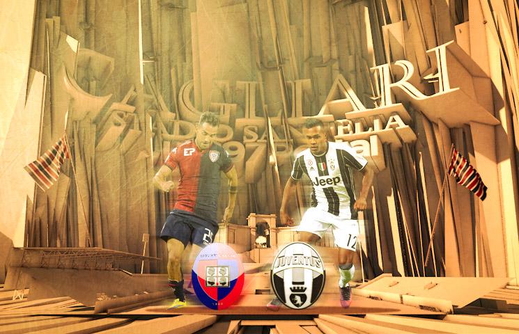 Serie A 2016/17 / 24. kolo / Cagliari - Juventus, nedelja, 20:45h