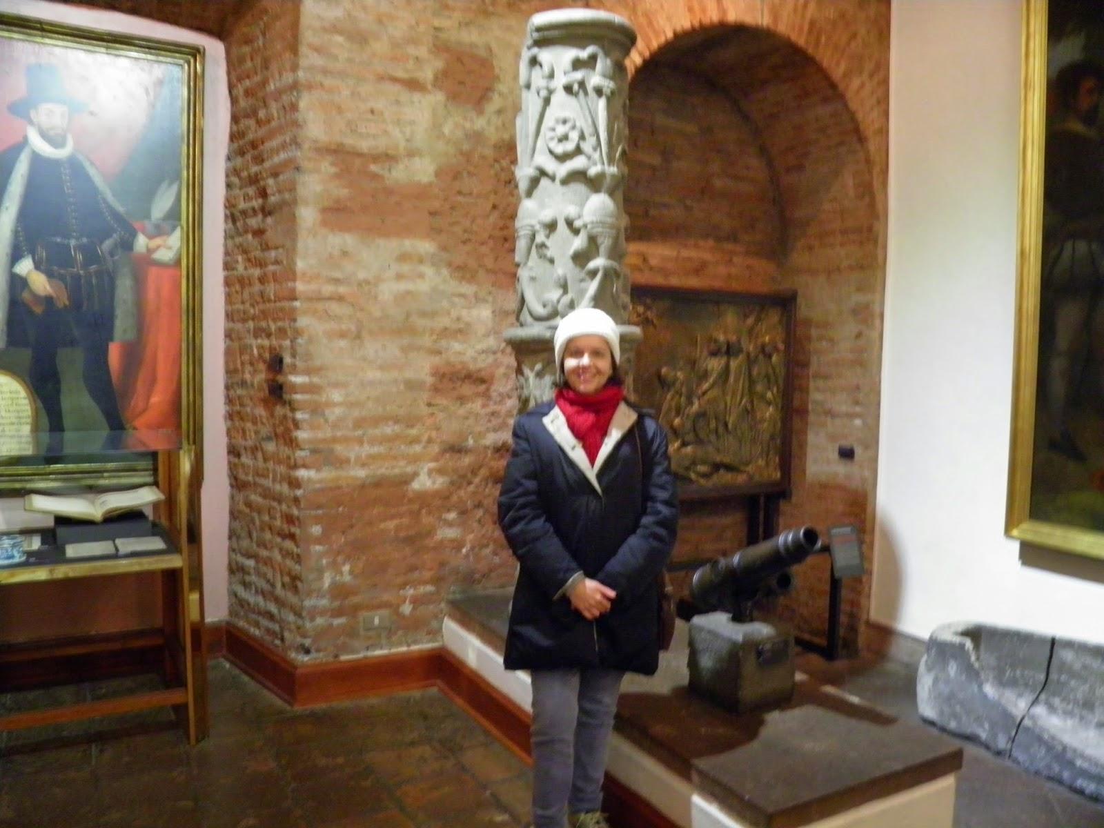 Museu História Nacional; Chile; sem guia; viagem