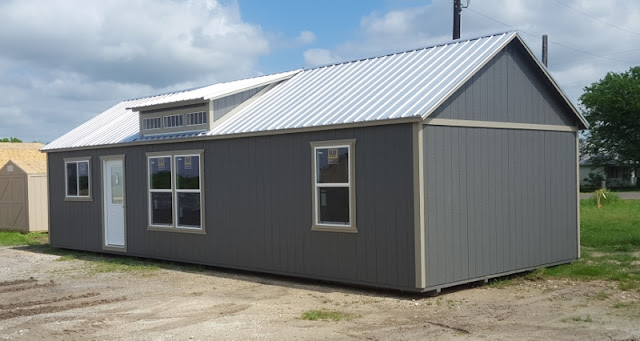 Wolfvalley Buildings Storage Shed Blog.: 16'X40' Beautiful Dormer
