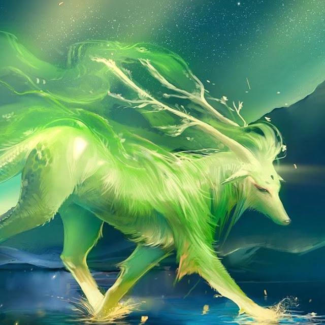 Magical Beast Wallpaper Engine