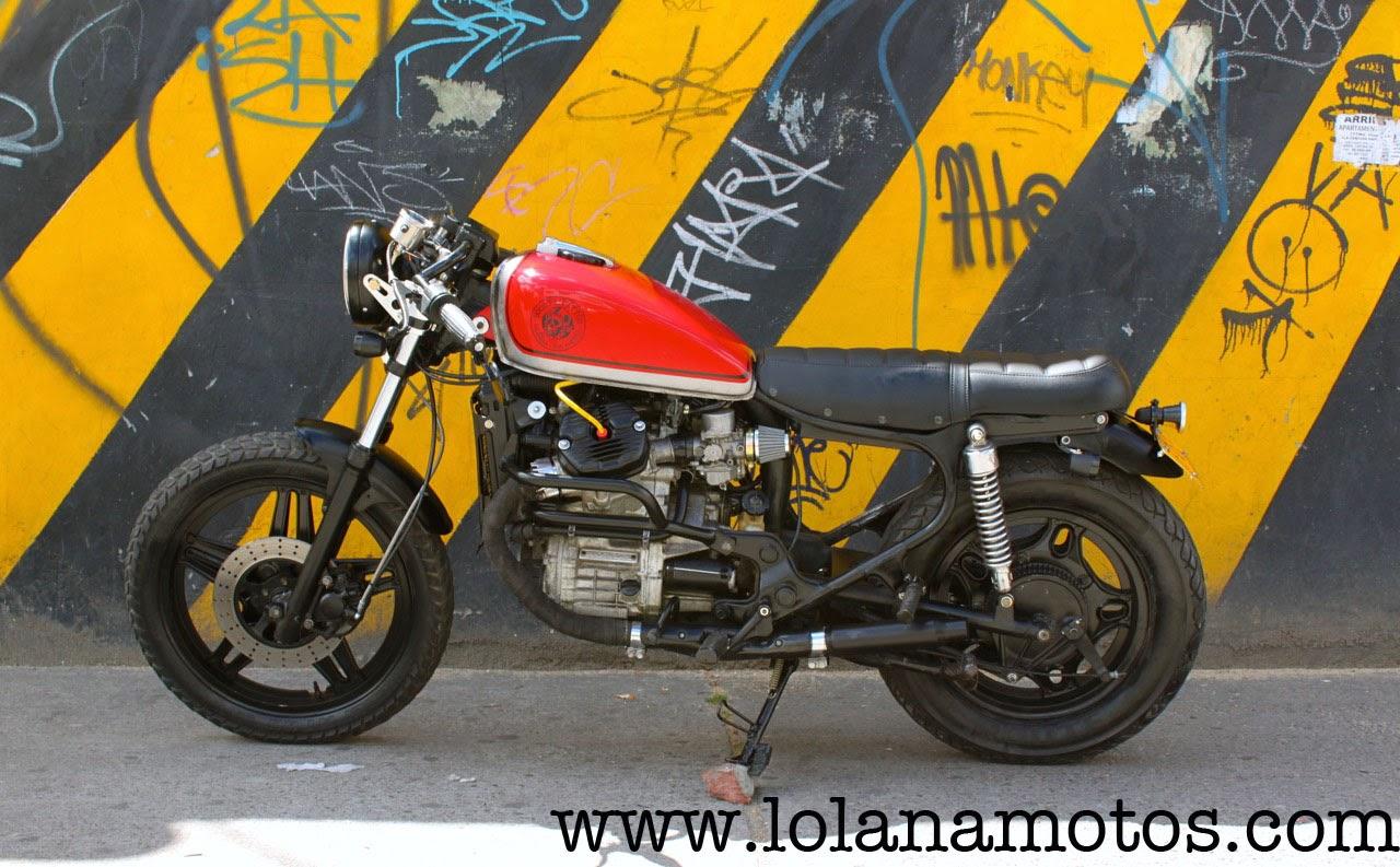 DR 600 SuperMono   LÉtabli dEddy - RocketGarage - Cafe
