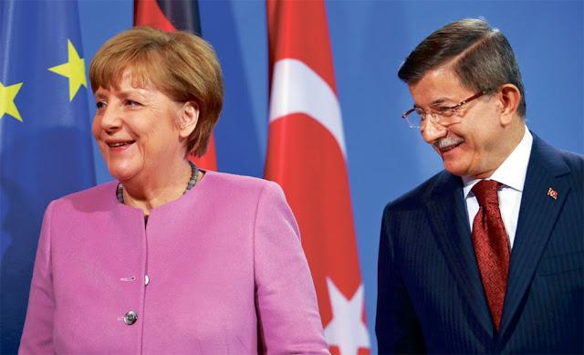 Ο νέος γερμανοτουρκικός άξονας