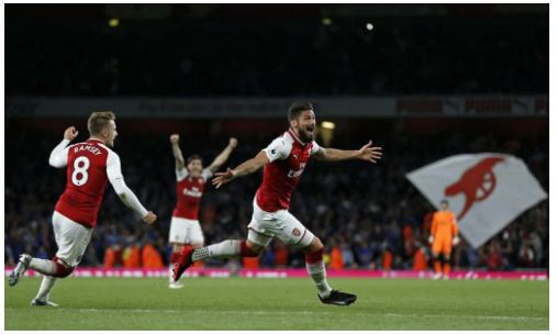 VIDEO: Arsenal 4 – 3 Leicester City [Premier League] Highlights 2017/18