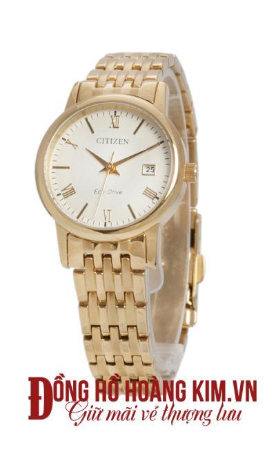 bán đồng hồ nữ citizen