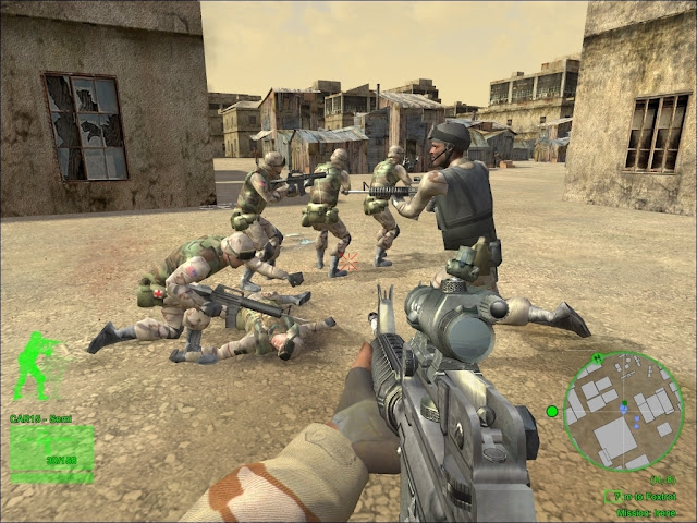 Delta Force Black Hawk Down Free Download Full Version Gameplay 1