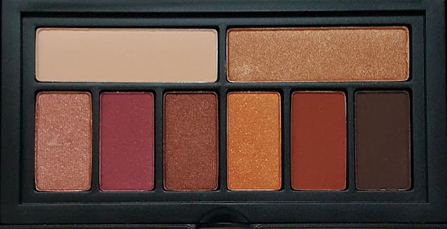 SmashBox Cover Shot Eye Palette in Ablaze