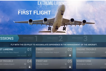 Extreme Landings v3.5.5 Apk Mod (Unlocked All and No Ads) Terbaru 2018