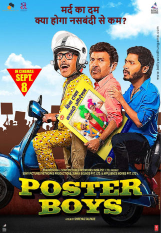 Bollywood movie Poster Boys Box Office Collection wiki, Koimoi, Wikipedia, Poster Boys Film cost, profits & Box office verdict Hit or Flop, latest update Budget, income, Profit, loss on MT WIKI, Bollywood Hungama, box office india