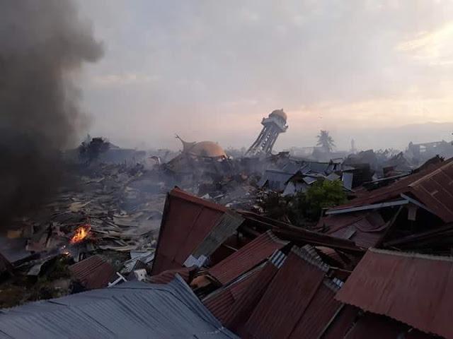 Jenazah yang Menyengat di Masjid dan Motor Kader PKS yang Berdiri Tegak Meski Gempa