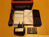 Telefon Hykker Classic z Biedronki