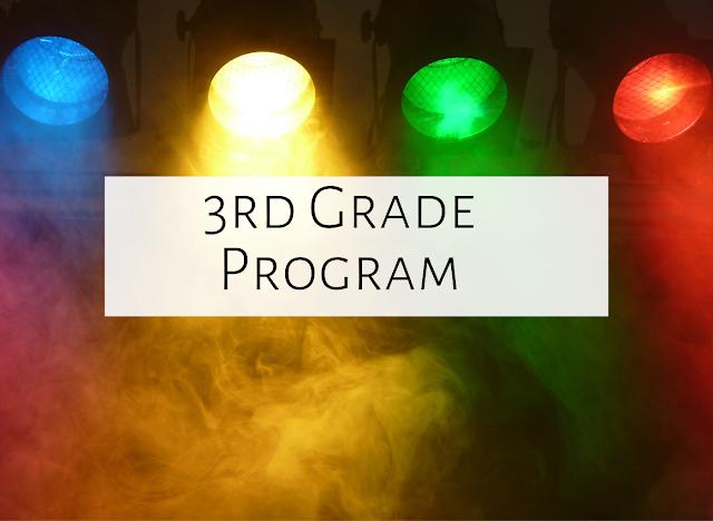 Third Grade Program: You Belong Here