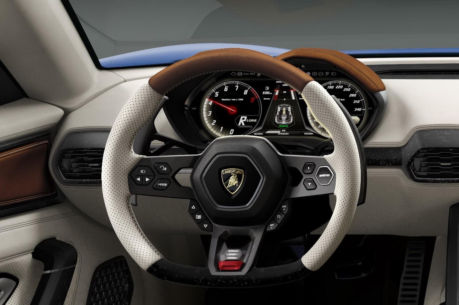 Cars Wallpaper Hd Lambo Ferrari Lamborghini Asterion To Make It Into Production After All