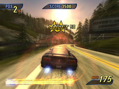 Burnout 3: Takedown (PS2) 2004