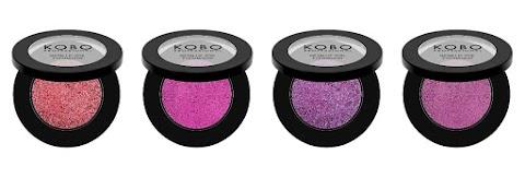 Najnowsze produkty KOBO do makijażu oczu - cz.III - prezentacja