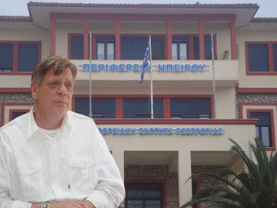 Ο απολογισμός του Αντιπεριφερειάρχη Θεσπρωτίας κ. Θωμά Πιτούλη για το 2016
