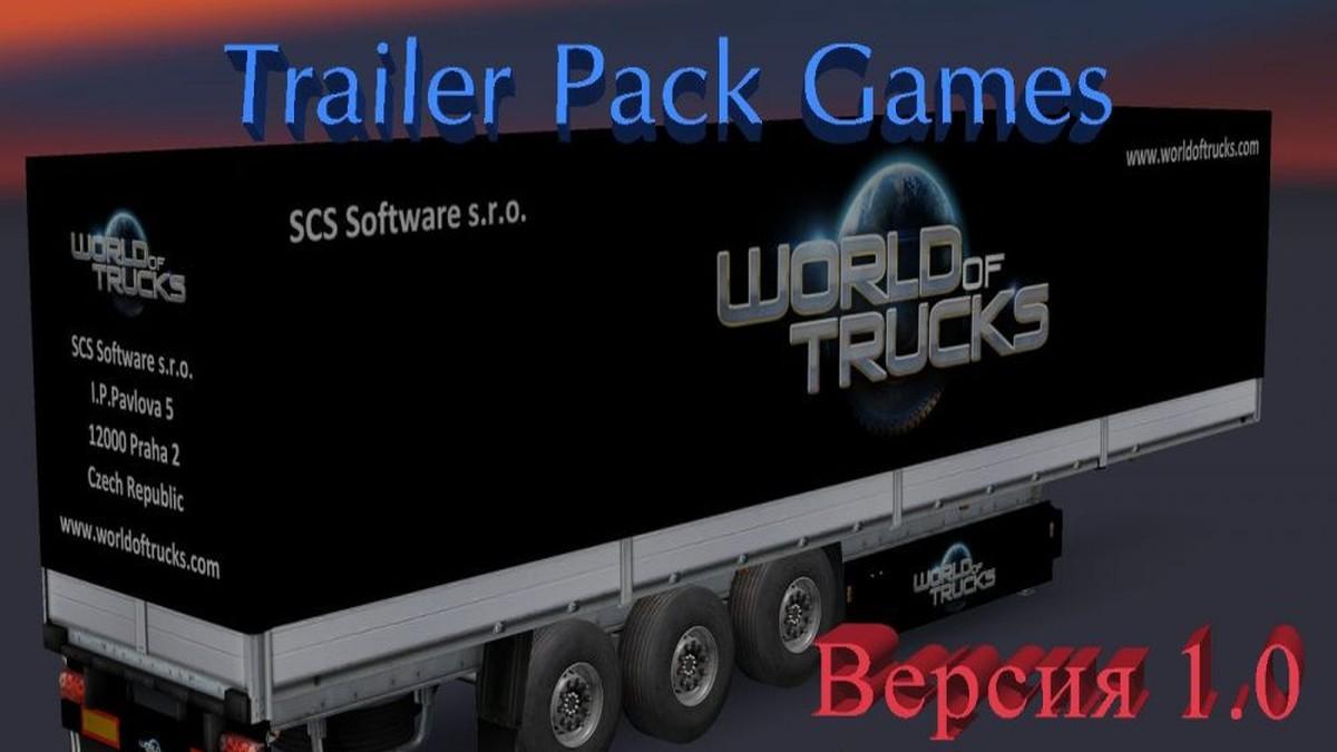 Games Trailer Pack v 1.0