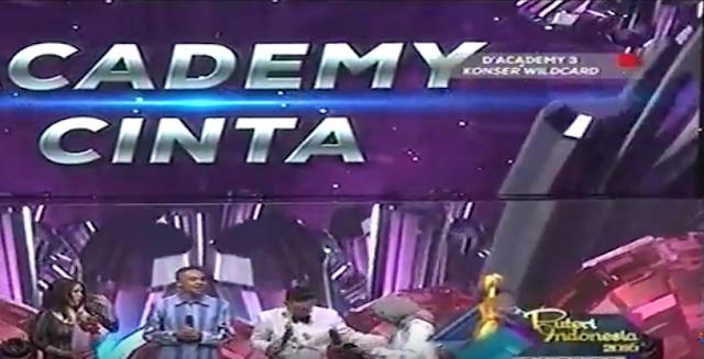 Academy Cinta di Panggung Dangdut Academy