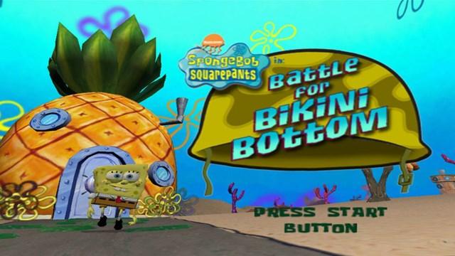Download SpongeBob Battle for Bikini Bottom PC Games
