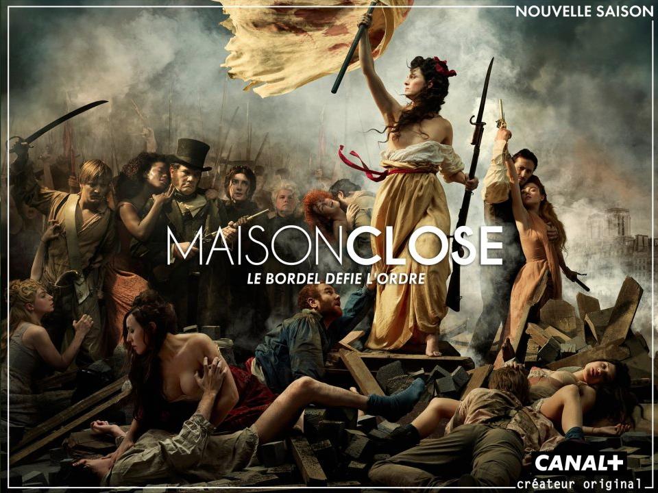 Maison Close - Season 2 - Wallpaper