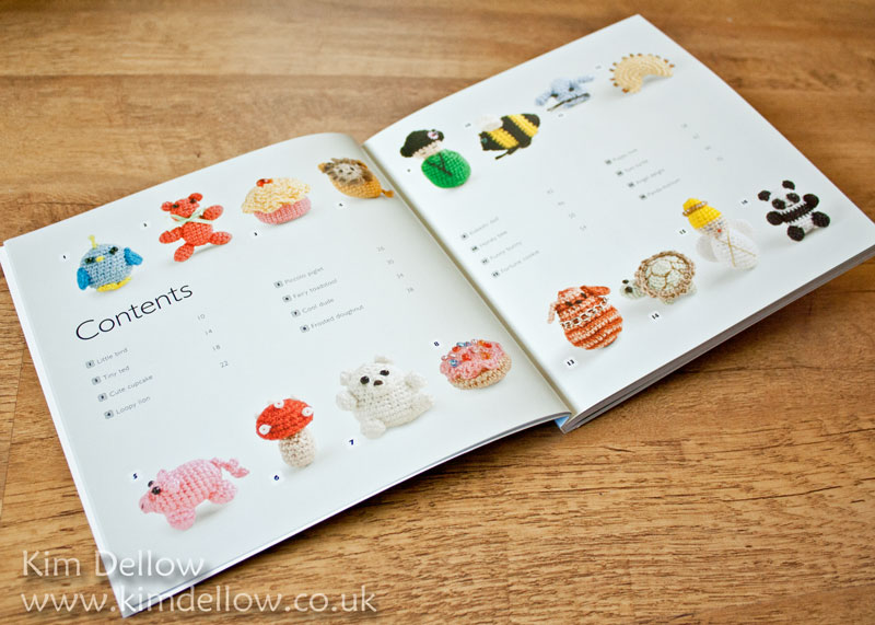 Sara Scales-Mini Amigurumi (UK IMPORT) BOOK NEW | eBay | 571x800