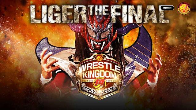 Mendes Review: Wrestle Kingdom 14 – Noite 1