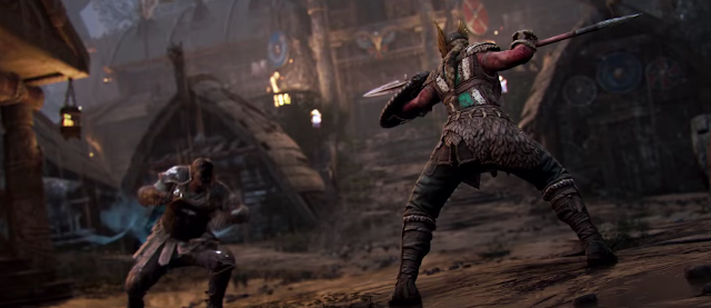 For Honor presenta el evento El Legado de Apollyon