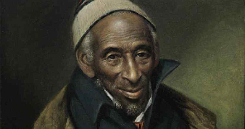 The Story Of Yarrow Mamout: A former Slave who's Portrait is on Display at the Georgetown Public Library