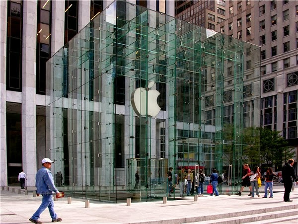 Apple Ranked as the World's Most Valuable Brand
