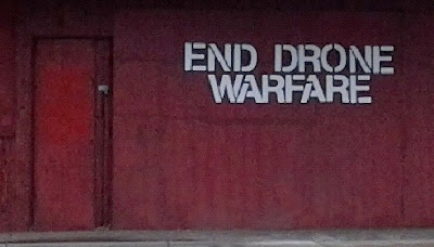 Paso Peace End Drone Warfare Fox Theater